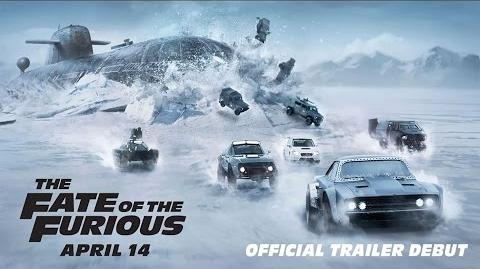 The Fate of the Furious - In Theaters April 14 - Official Trailer 2 (HD)
