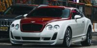 2010 Bentley Continental GT Vorsteiner BR9 Edition
