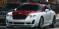 2010 Bentley Continental GT Vorsteiner BR9 Edition
