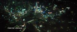 Tokyo, Japan - Furious 7