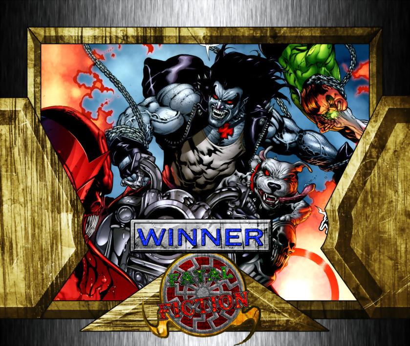 Fatal Fiction Winner - Lobo