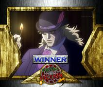 Fatal Fiction Winner - Speedwagon