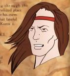 Wizards & Warriors III - Kuros close-up