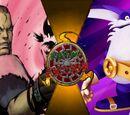 Dan Hibiki vs. Big the Cat