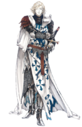 Castlevania - Leon Belmont as a Knight