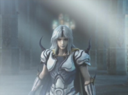 Final Fantasy IV - Cecil Harvey's transition into a Paladin in the opening FMV