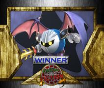 Fatal Fiction Winner - Meta Knight