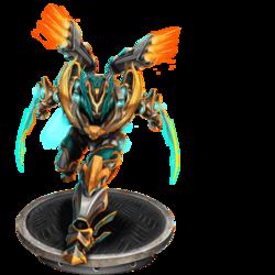 Archangel STK-3X Figure