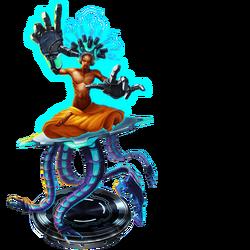 Kinetic Prophet Figure