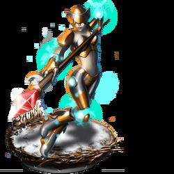 Spectre Armor v2 Figure