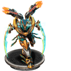 Archangel STK-4X Figure
