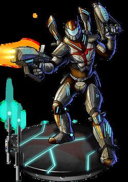 Crdnl Elite Prime Figure