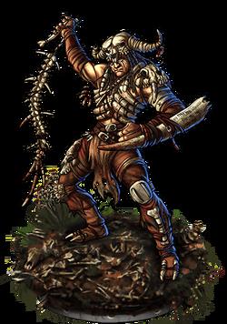 Bonecrusher Figure