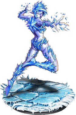 Frost Oracle Figure