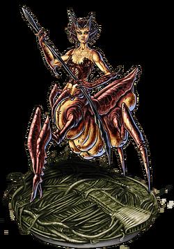Dark Mite Figure