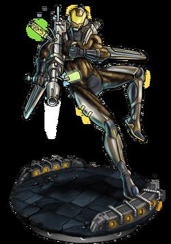 Crdnl Commando v2 Figure
