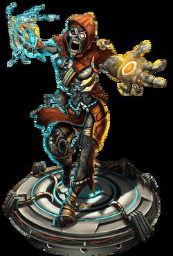 Synergist Revenant figure