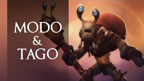 Modo and Tago