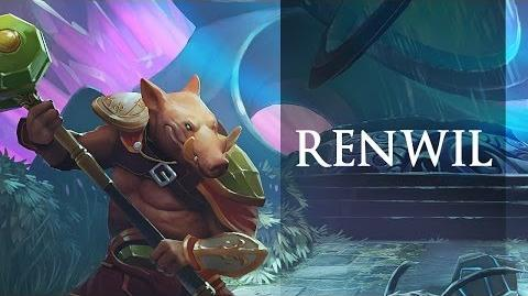 Fates Forever - Unveiling Renwil, the Gluttonous Warthog