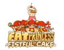 Fat-Princess-Fistful-Cake-Logo