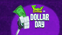 Dollar Day title card