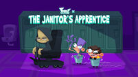The Janitor's Apprentice title card