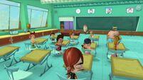 Class hears Boog