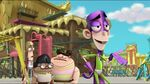 Fanboy to Chum Chum 'than a villain' s2e21a