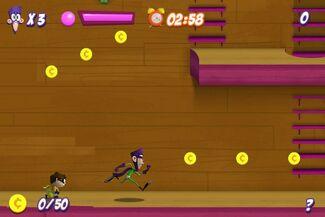 Level 1 - Arcade Raid