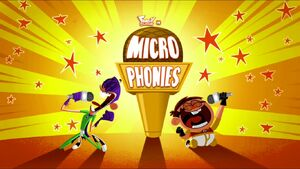 Microphonies title card