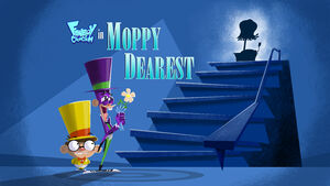 Moppy Dearest title card