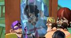 Lenny frozen