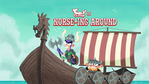 Norse-ing Around title card