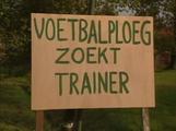 Voetbalploeg Zoekt Trainer