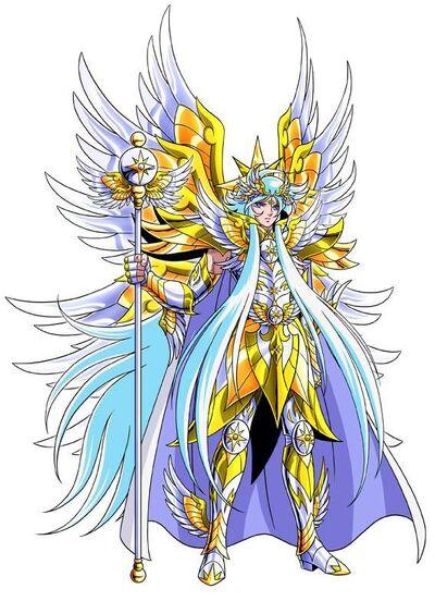 Ultimate Seraphim Alpha Cloth