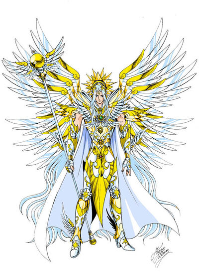 Seraphim Alpha Cloth