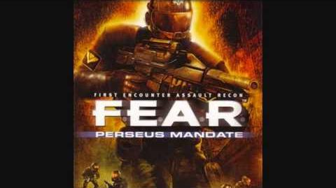 F.E.A.R. Perseus Mandate OST - Sewer Chen Death