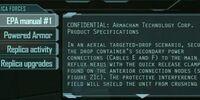 Replica Forces - EPA Manual 1