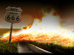Highway To Hell Wallpaper vxbgu