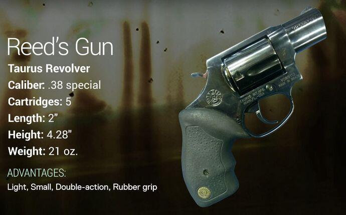 Reed's Gun