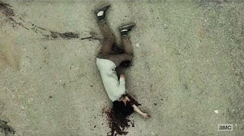 Fear The Walking Dead 2x14 - Ending Scene - Death of Chris, Brandon & Derek