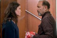 Rubén Blades as Daniel Salazar, Mercedes Mason as Ofelia Salazar