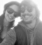 Mercedes and Arturo