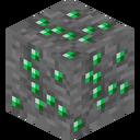 Block Emerald Ore
