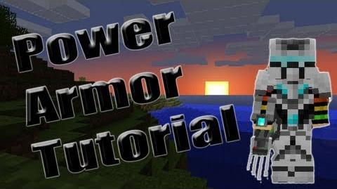 Power Armor Tutorial - Feed The Beast