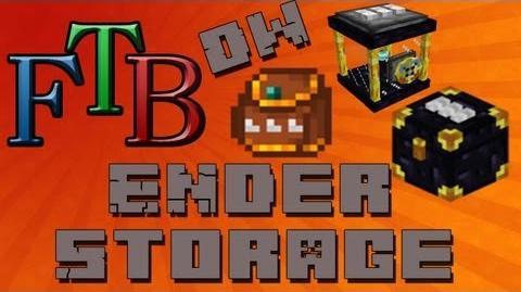 Ender Storage Mod Tutorial Feed The Beast Tutorial - Ep