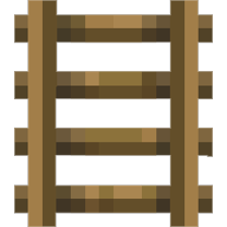 Wooden Track Block