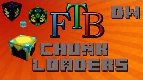 How To Use The Chunk Loaders Feed The Beast Tutorial - Ep