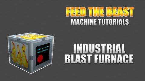 Feed The Beast Machine Tutorials Industrial Blast Furnace-0