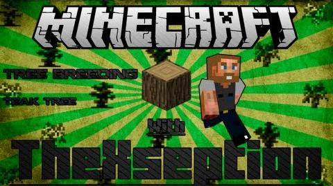 Minecraft FTB Tree Breeding Tutorial Teak